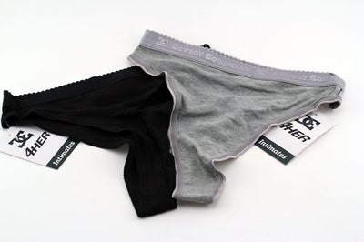 Women's 100% Cotton Thongs