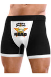 World's Greatest Head - Mens Boxer Brief Underwear