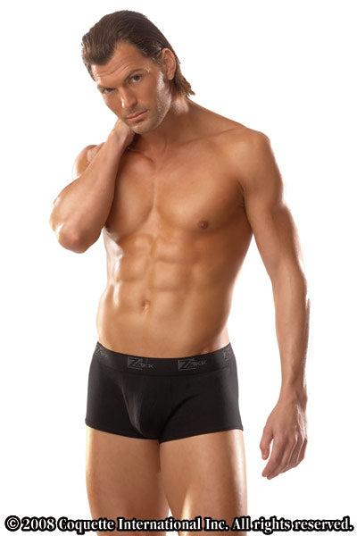 Cotton Short Boxer Brief by Zakk Mens Underwear