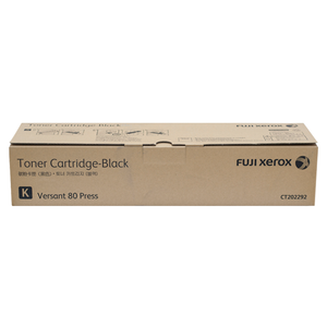 CT202292 Fuji Xerox Toner Cartridge for Versant 80 / 180 Press  (Black)