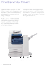 Load image into Gallery viewer, Refurblish - Fuji Xerox DocuCentre SC2265 (A3 Printer)