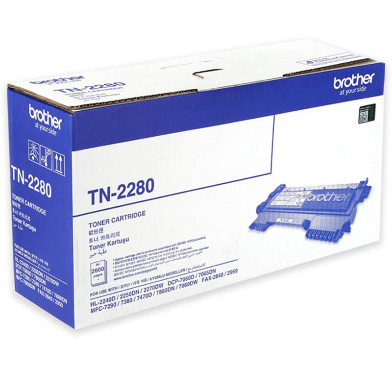 TN 2280 Brother Toner Cartridge (Black)