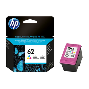 C2P06AA - HP 62 Tri-color Ink Cartridge