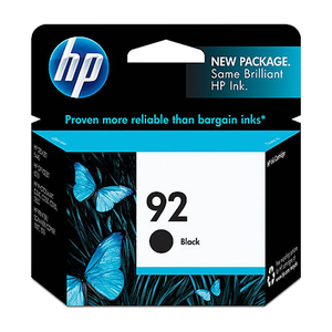 C9362WA - HP 92 AP Black Inkjet Cartridge
