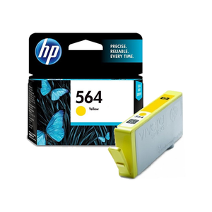 CB320WA - HP 564 Yellow Ink Cartridge