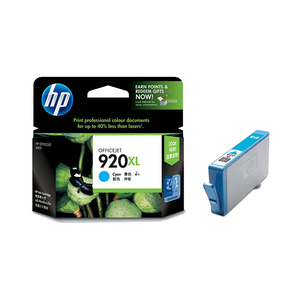 CD972AA - HP 920XL Cyan Officejet Ink Cartridges