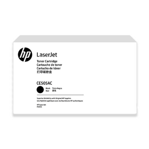 CE505AC HP Contract Original LaserJet Toner Cartridge (Black)