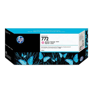 HP 772 CN631A 300ml. Ink Cartridge for  Z5200 / Z5400 (Light Magenta)