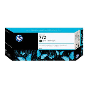 HP 772 CN635A 300ml. Ink Cartridge for  Z5200 / Z5400 (Matt Black)