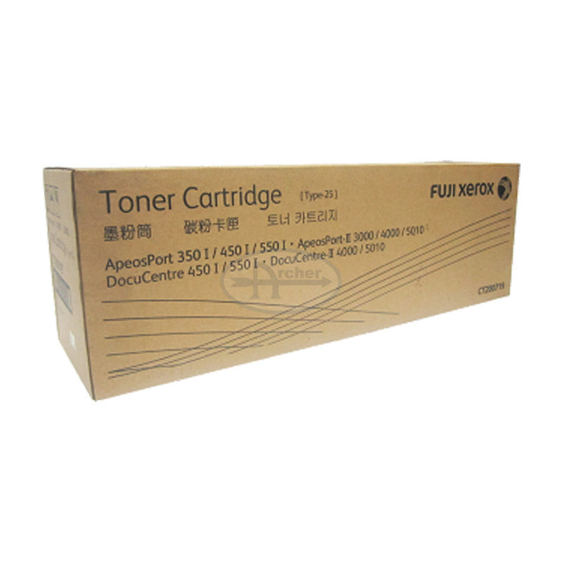 CT200719 Fuji Xerox Toner Cartridge for 450i / 4000 / 5010