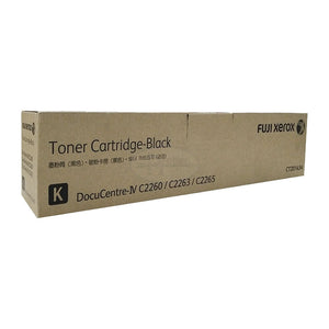 CT201434 Fuji Xerox Toner Cartridge for IV C2260 / 2263 / 2265 (Black)