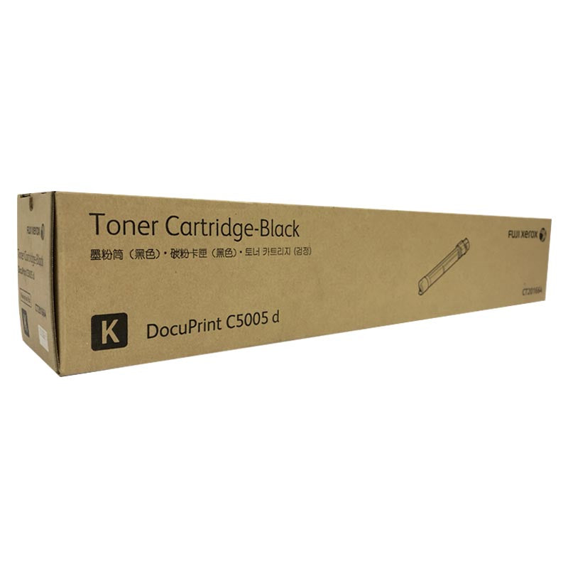 CT201664 Fuji Xerox Toner Cartridge for DocuPrint C5005d (Black)
