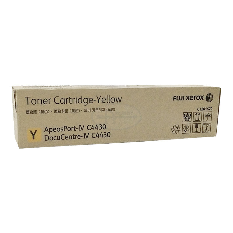 CT201679 Fuji Xerox Toner Cartridge for AP C4430 (Yellow)