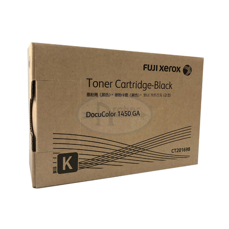 CT201698 Fuji Xerox Toner Cartridge for DC 1450 GA (Black)
