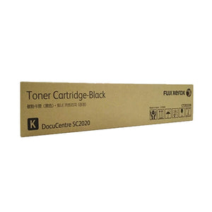 CT202238 Fuji Xerox Toner Cartridge for SC2020 (Black)