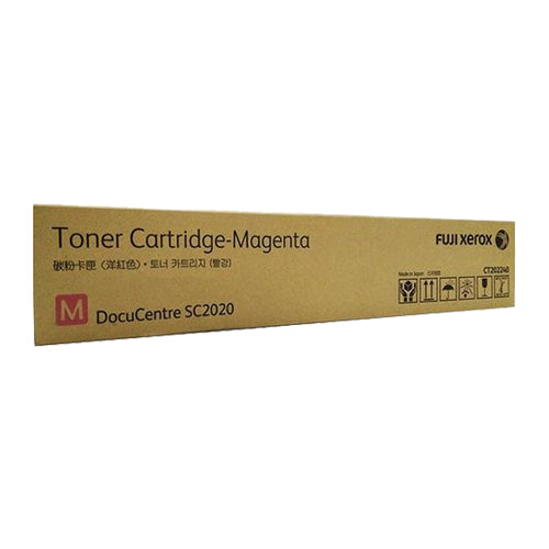 CT202248 Fuji Xerox Toner Cartridge for SC2020 (Magenta)
