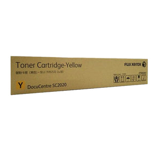 CT202249 Fuji Xerox Toner Cartridge for SC2020 (Yellow)