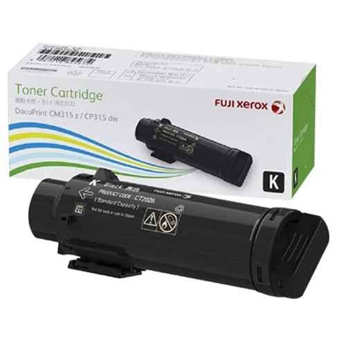 CT202610 Fuji Xerox Toner Cartridge for DocuPrint CM315z/CP315dw (Black)