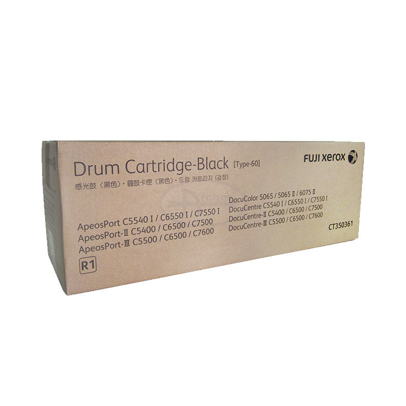 CT350361 Fuji Xerox Drum Cartridge for C6550 / 6500 / 7500 (Black) (R1)