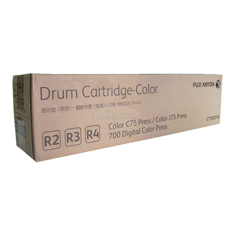 CT350778 Fuji Xerox Drum Cartridge for 700 / 700i / J75 Press CMY (R2/R3/R4)