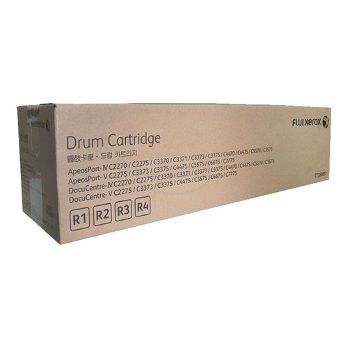 CT350851 Fuji Xerox Drum Cartridge for C3370 / 3375 / 3376 / 5570 / 5575 / 5576 (R1/R2/R3/R4)