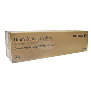 CT350950 Fuji Xerox Drum Cartridge for  IV DC2260 / 2263 / 2265 Yellow Drum (R4)
