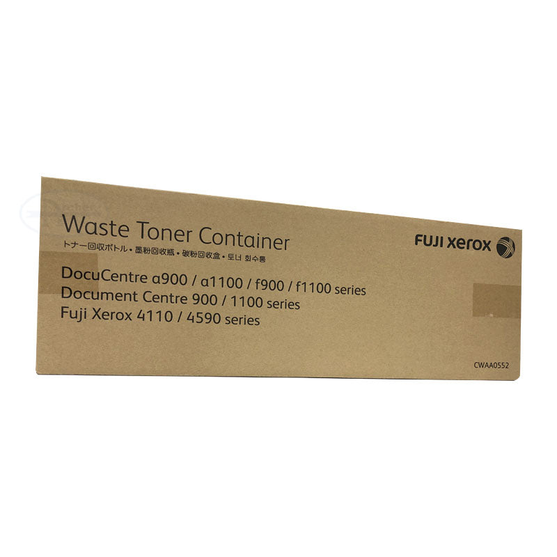 CWAA0552 Fuji Xerox Waste Toner Container for DC a900 / a1100 / f900 / f1100 series , Document Centre 900 / 1100 series , Fuji Xerox 4110 / 4590 series