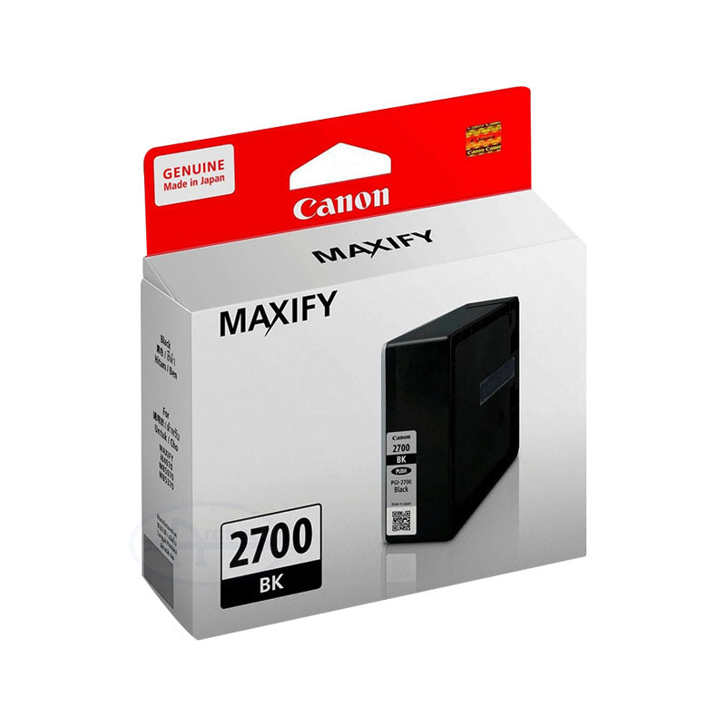 Canon PGI-2700 Ink Cartridge (Black)