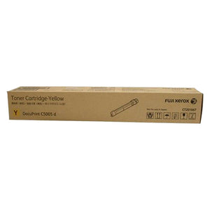 CT201667 Fuji Xerox Toner Cartridge for DocuPrint C5005d (Yellow)
