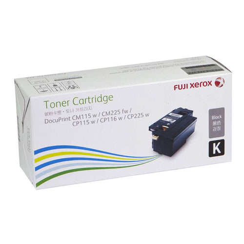 CT202264 Fuji Xerox Toner Cartridge for CM115 / CM225 / CP115  / CP116 / CP225 (Black)