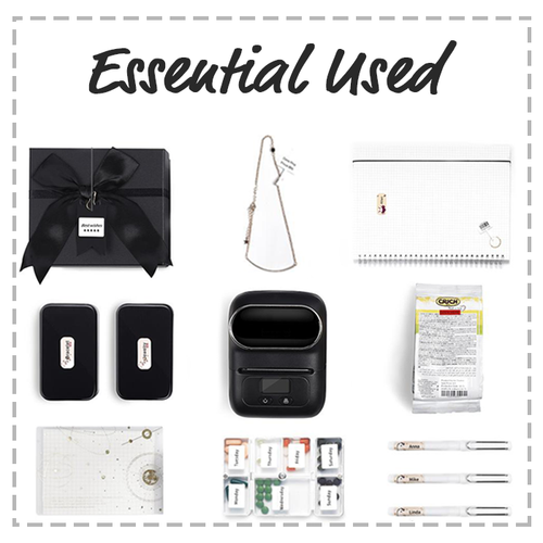 Printeet M110 | Essential Used Bundle