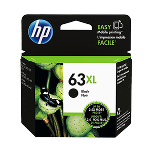 F6U64AA / 1VV38AA - HP 63XL Black SG Ink Cartridge