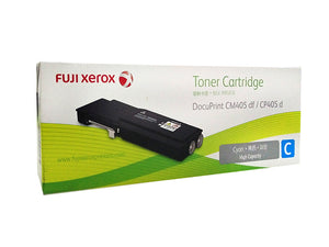 CT202034 Fuji Xerox Toner Cartridge for CP405d / CM405d (Cyan)