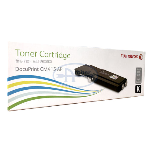 CT202352 Fuji Xerox Toner Cartridge for DP CM415AP (Black)