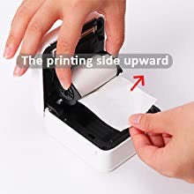 Load image into Gallery viewer, Mini Portable Thermal Printer I Printeet M02s