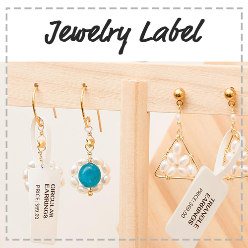 Printeet M110 | Jewelry Label Bundle