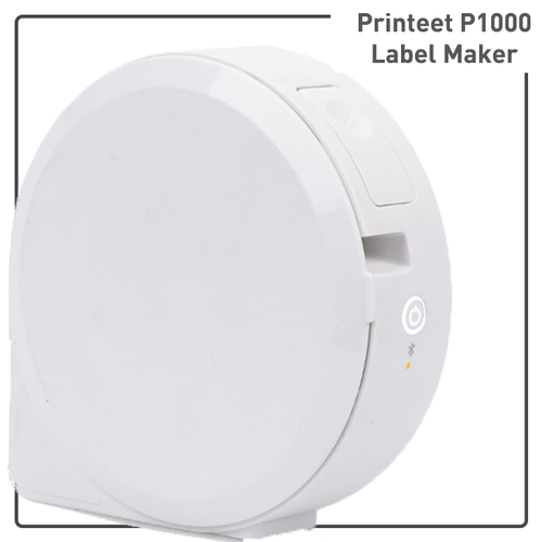 Label Printer | Printeet P1000 (White)