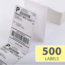 Load image into Gallery viewer, Shipping Label 4x6 inch (500 PCS) I Printeet M246