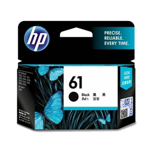 SD549AA - HP 61 Black Ink Cartridge