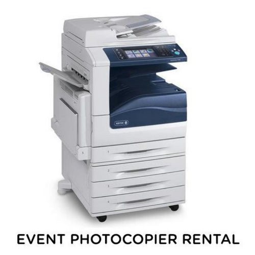 Event Copier Rental (1 - 30 days)