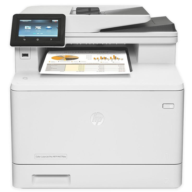 HP M477fdw Printer (Copy, Print, Scan, Fax, Wifi)