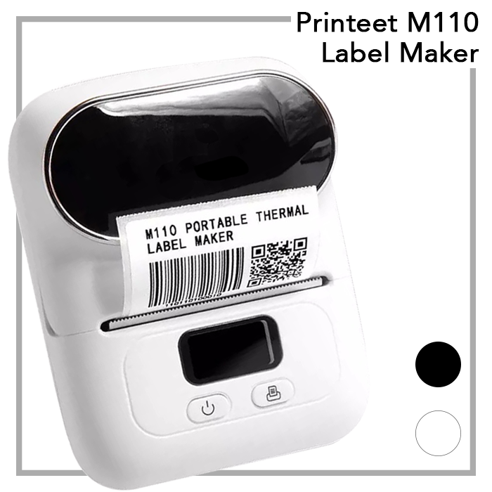 Label maker I Printeet M110 (White)
