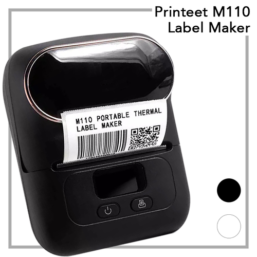Label maker - Printeet M110 (Black)