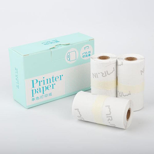 Regular Sticker Thermal Paper (Keep file for 20years)