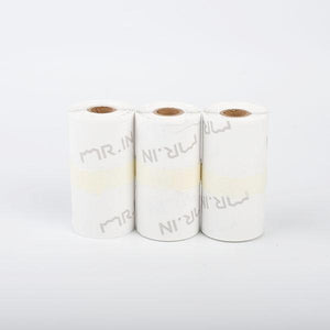 Transparent Sticker Thermal Paper