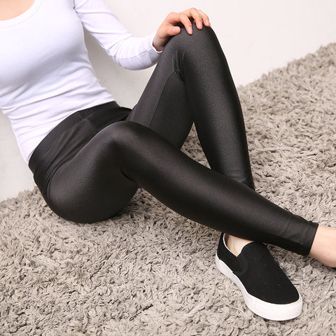 Sexy Gloss Shaping Leggings