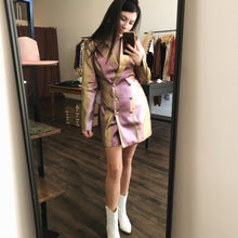 Supernova Blazer Dress