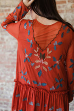 The Emma Embroidered Dress