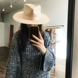 The Beth Rancher Hat