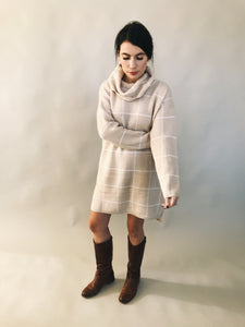 The Emily Sweater Dress